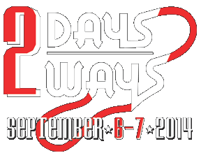 2 Days 2 Ways logo