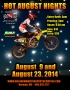 Hot August Nights MX Racing August 23rd