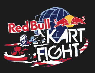 Red Bull Kart Fight logo