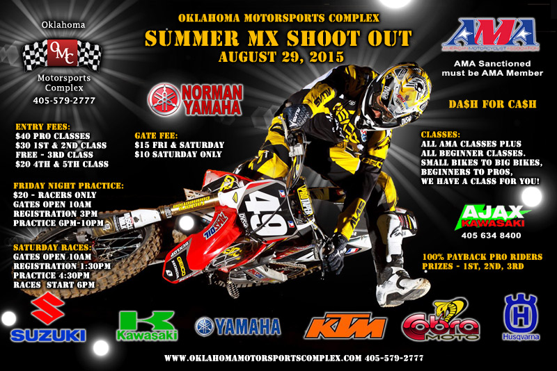 Summer MX ShootOut 800