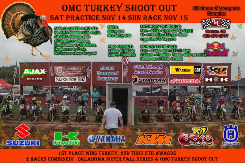Turkey Shoot Out 2020
