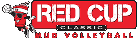 redcup classic volleyball logo