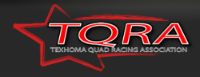 Texhoma Quad Racing Association logo