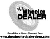 The Wheeler Dealer Shop logo