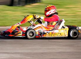 cart racing