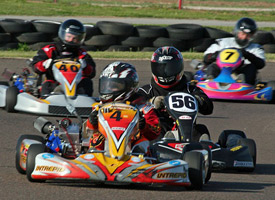 Oklahoma Motorsports Complex - Home of Champion Racing