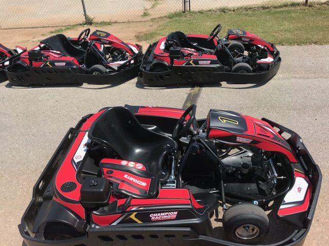 Oklahoma Motorsports Complex - Home of Champion Racing