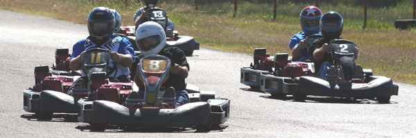 GoKart Driving Experience - Drive Our Concession Karts!